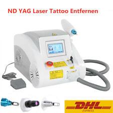 Tattooentfernung Augenbraue Removal ND YAG Laser Hautverjüngung Machine