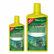 100/250ML TETRA ALGUMIN AQUARIUM GREEN BROWN WATER TREATMENT FISH TANK ALGAECIDE
