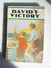 DAVID'S VICTORY-WINIFRED PEARCE-PICKERING & INGLIS-1940s