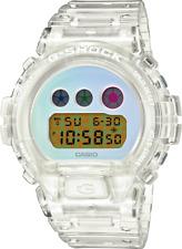New Casio G-Shock Transparent  25th Anniversary Mens Watch DW6900SP-7