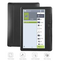 BK7019 E-Book Reader 7 inch 4GB/8GB/16GB with Touch Screen Backlight eReader BT