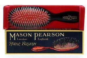 Mason Pearson Brothers Pocket All Nylon Hair Brush (N4)
