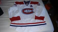 Reebok Edge 2.0 Authentic Montreal Canadiens PK Subban jersey size 54 Habs