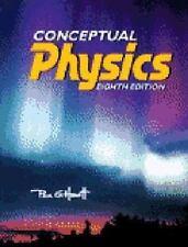 Conceptual Physics (8th Edition), Paul G. Hewitt, Good Book