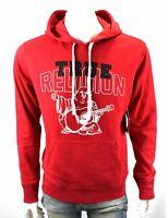 TRUE RELIGION Men's Buddha Logo Pullover Sweatshirt Hoodie - 101940 Size M
