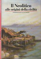 LS- NEOLITICO ALLE ORIGINI DELLA CIVILTA' -- ELECTA - STORIA-- 1993 - B - YFS327