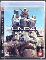 Mobile Suit Gundam: Crossfire - PS3 Bandai Namco Mech Simulation Game from Japan