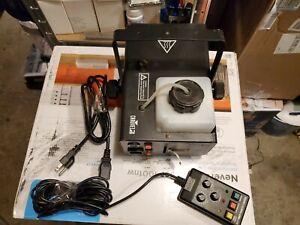 CHAUVET DJ H901 Fog Machine With Remote