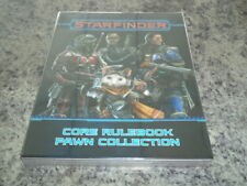 Starfinder Core Rulebook Pawn Collection - RPG Roleplaying Game Book New!