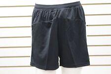 Women's Mizuno DryLite Lightweight Performance Volleyball Short Black/Wht 440308