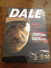 Dale - The Movie (Narrated by Paul Newman) 6Discs, Collectible Tin 2007 NASCAR