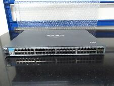 HP ProCurve 2510G-48 48-Port Managed Gigabit Switch With 4 SFP Ports HP J9280A