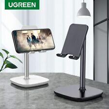 Ugreen Mobile Phone Holder Stand For iPhone X 8 Samsung Desk Tablet Mount Cradle