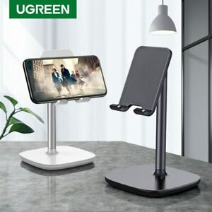 Ugreen Mobile Phone Holder Stand For iPhone X 8 Samsung Desk Tablet Mount Cradle