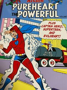 ARCHIE PUREHEART THE POWERFUL COMIC BOOK