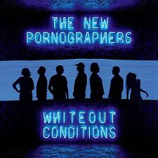 The New Pornographers WHITEOUT CONDITIONS +MP3s LIMITED New Colored Vinyl LP