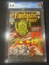 Fantastic Four #49 1st Galactus, CGC 6.0 Plus Extras