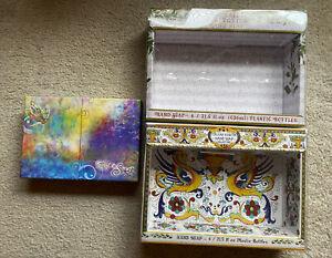 decorative boxes Lot Of 3 Empty Box