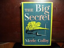 The Big Secret by Merle Colby