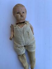 """Antique 15"""" Brother Composition Character Boy Doll"""