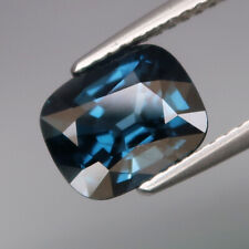 2.39Ct.Attractive Color&Full Fire! Natural Top Blue Spinel MaeSai,Thailand
