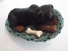 Sandicast Dog Snornaments Ornament Figure X246 ROTTWEILER DISCONTINUED