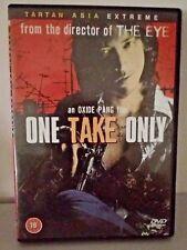 dvd ONE TAKE ONLY Oxide Pang The eye tartan asia extreme THAILANDIA crimine!!!