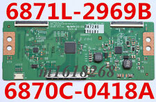 "LG 47"" 47LS4500 6870C-0418A 6871L-2969B T-Con Board Control Timing Board FOR47''"