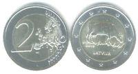 2 Euro Gedenkmünze 2016 Lettland, Lettische Milchwirtschaft