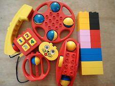 GROS LOT LEGO DUPLO premier age 1er AGE BRIQUES VRAC no  KG PLAQUE