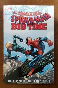 Amazing Spider-Man: Big Time Complete Collection Vol. 4 TPB OOP NEW 2015 Marvel