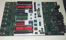 ATMEL AVR STK500 programmer starter kit (flash microcontroller micro)