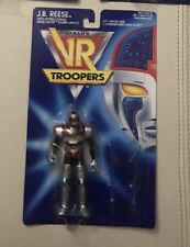 VR TROOPERS ACTION FIGURE J.B Reese - BLISTER - KENNER 1994