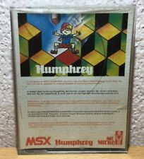 Humphrey // msx mr. micro