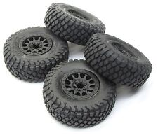 Axial Yeti SCORE TIRES & Wheels (Tyres trophy truck BF Goodrich KR2 R35 AX90050
