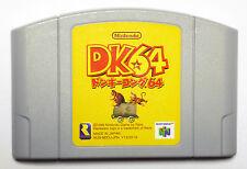 DONKEY KONG 64 Nintendo 64 N64 Japan JP