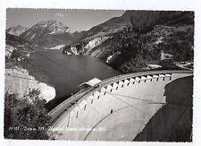 C004247  ERTO   DIGA DEL VAJONT  VIAGGIATA 25-8-1963  PRIMA DEL DISASTRO