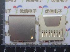 5X MMC/SD card Socket Modules SD Slot Base Arduino Cellphone Push SMD