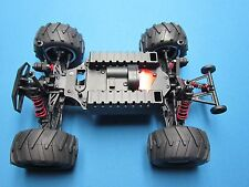 BSR 1/16 4WD RC MINI MONSTER TRUCK V2 NITRO CIRCUS UNASSEMBLED KIT NO ELECTRONIC