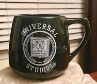 Universal Studios Black Souvenir Coffee Mug Cup