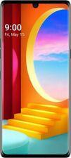 "LG Velvet (6.8"") Smartphone - Dual-SIM, 128 GB, 6 GB RAM, schwarz (ohne Simlock)"