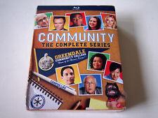 Community Complete Series - Blu-ray Region 1