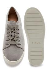 NIB $295 VINCE Austin Smoke Sneakers Shoes 8.5 8 1/2  M