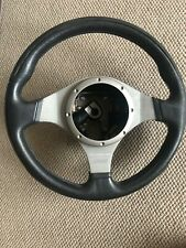 OEM Mitsubishi Lancer Evolution EVO 7 Steering Wheel CT9A
