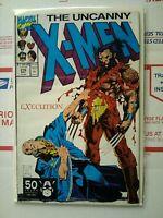 Uncanny X-men #276 NICE Execution Marvel Comics Xmen X men 276 MAY 1991