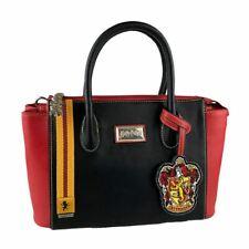 Harry Potter Gryffindor Premium Handbag Shoulder Bag - Hogwarts Womens