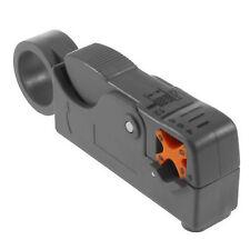Abisolierer PROFI Abisolierzange für Koaxialkabel Koax Kabel 4-12mm Top-Qualität