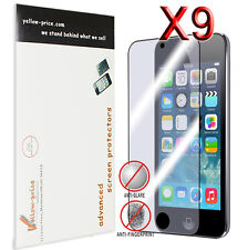 9pcs Anti Glare Matte Finishing LCD Screen Protector Apple iPod Touch 5 5th Gen