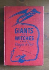 Giants & Witches and a Dragon or Two Phyllis Fenner Henry C Pitz 1946 Vintage
