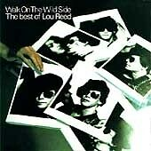 Lou Reed - Walk on the Wild Side (The Best of , 1991) CD